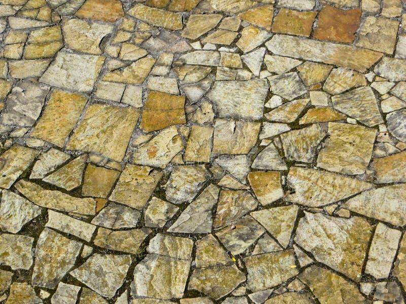 Beschaffenheit des braunen Sandsteins stockfoto