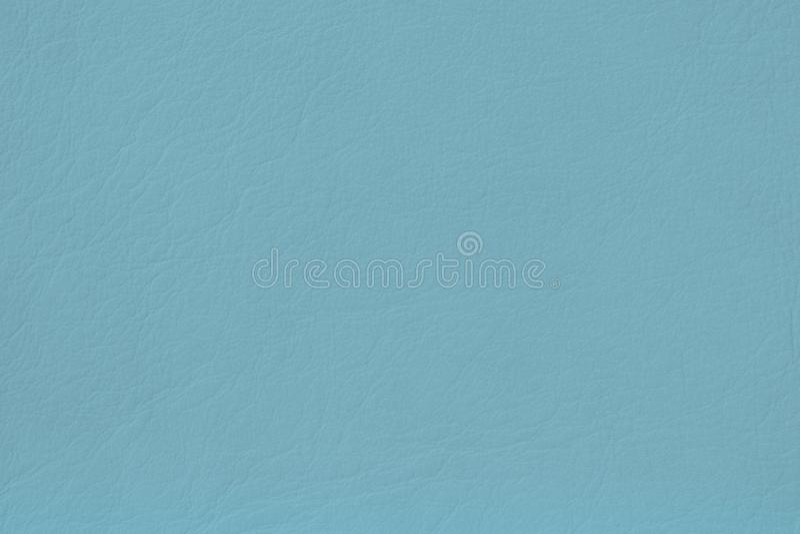 Beschaffenheit des echten Leders, zarte blaue Farbe, Hintergrund Für Ihren Hintergrund mit Kopienraum lizenzfreie stockfotos