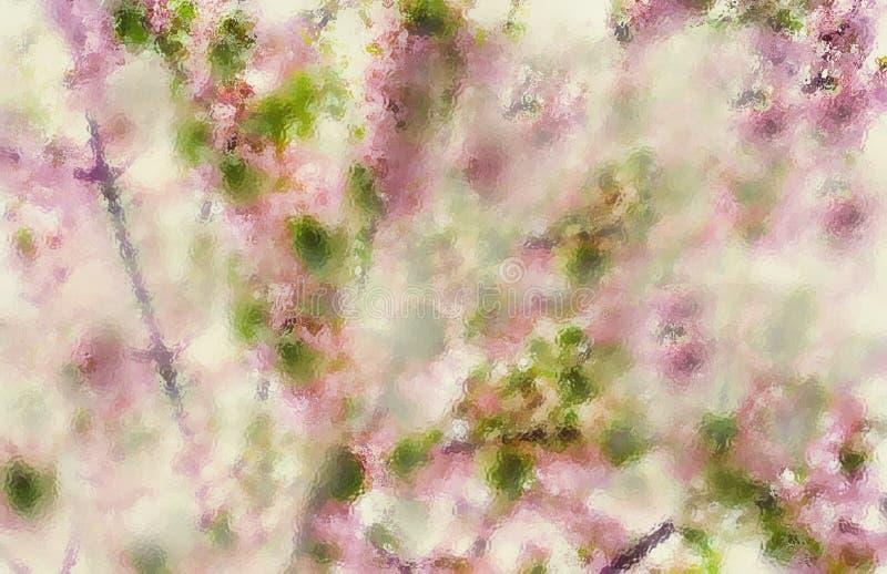 Beschaffenheit des Frühlinges stockfoto