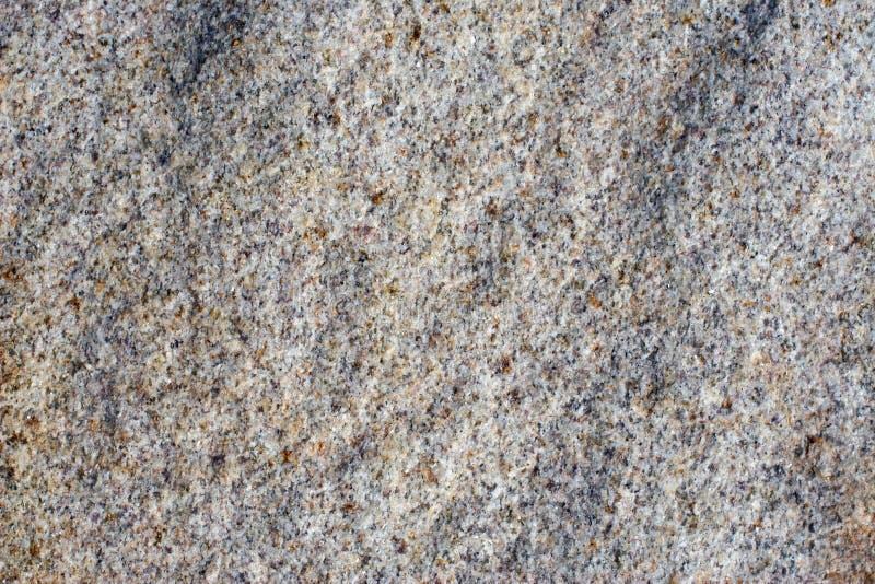 Beschaffenheit des Granits stockbild