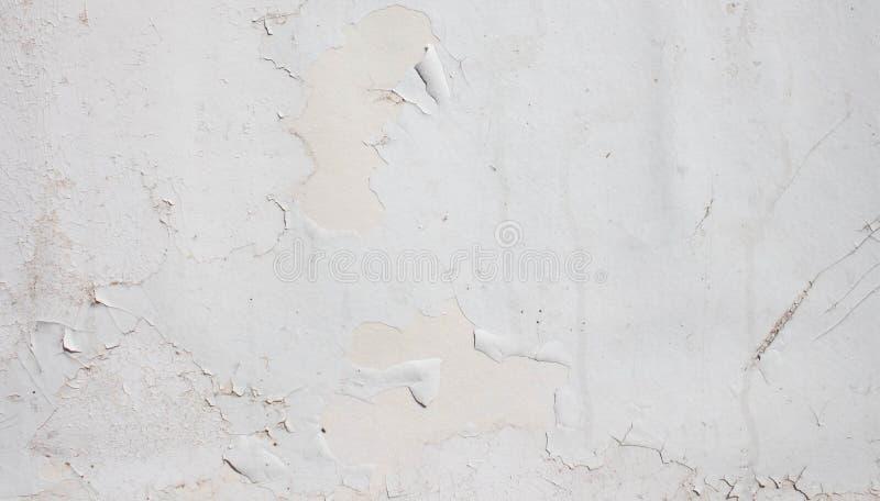Beschaffenheit des grauen alten Hintergrundes Abstrakte Beschaffenheit der glatten und rauen Oberfläche der Metallbadezimmer- und stockfoto