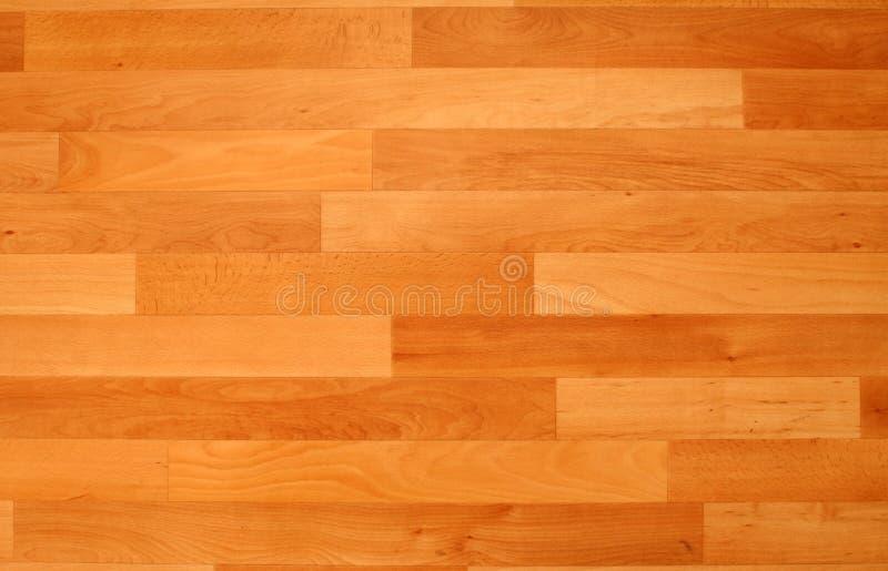 Beschaffenheit des hölzernen Fußbodens lizenzfreie stockbilder