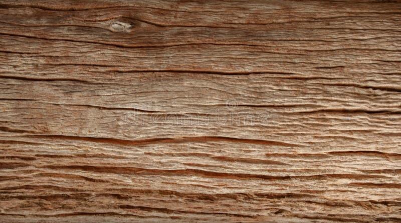 Beschaffenheit des hölzernen Gebrauches der Barke als natürlicher Hintergrund lizenzfreies stockbild