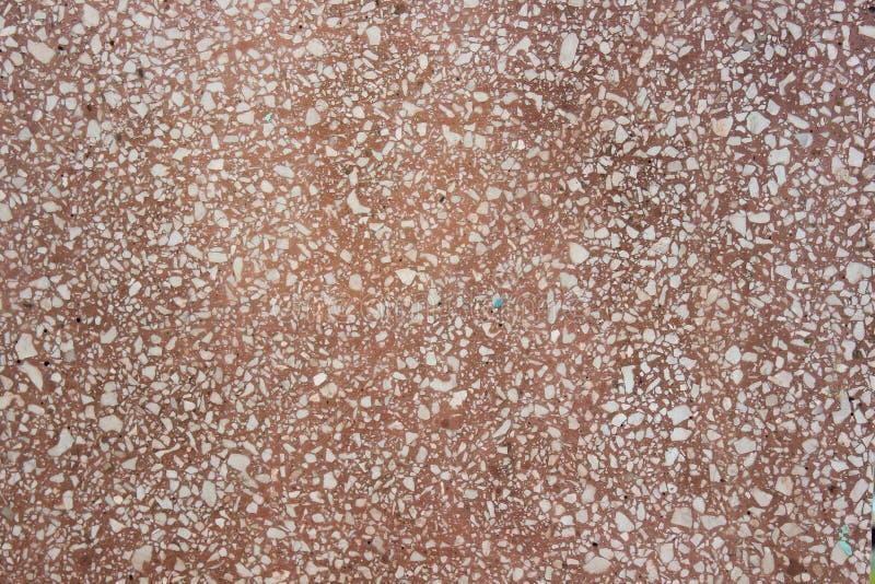 Beschaffenheit des orange Steins und des Marmors stockfotos