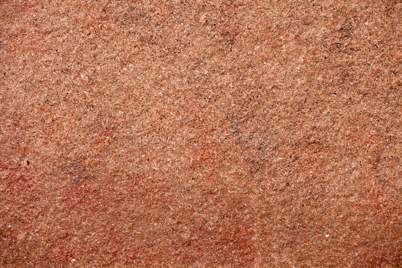 Beschaffenheit des roten Granits stockfotografie