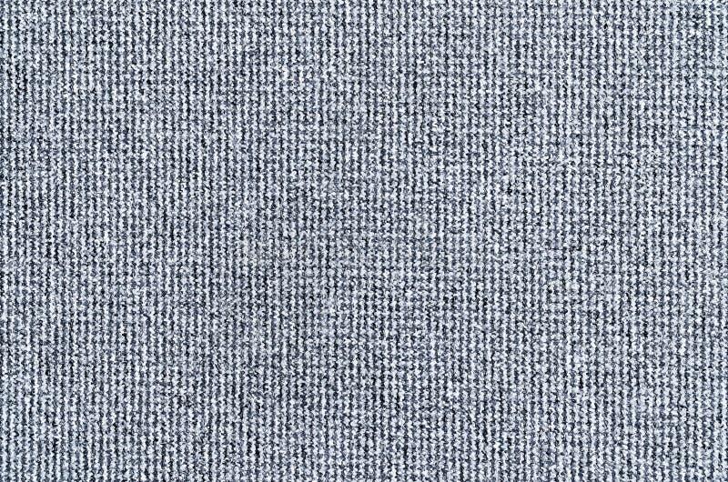 Beschaffenheit des weichen grauen Teppichs stockfotos