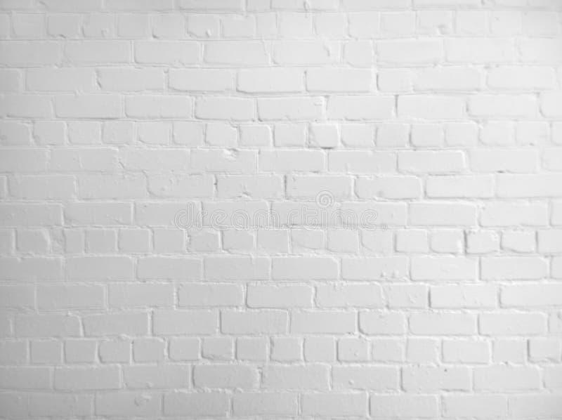 Beschaffenheit einer hellen Backsteinmauer stockbild