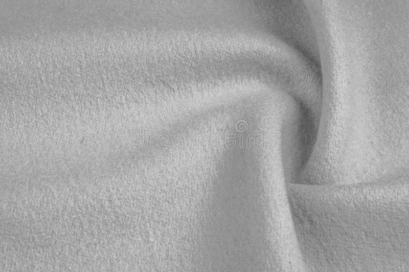 Beschaffenheit, Hintergrund, Muster Woolen Gewebe für Kleidung im Freien lizenzfreies stockbild
