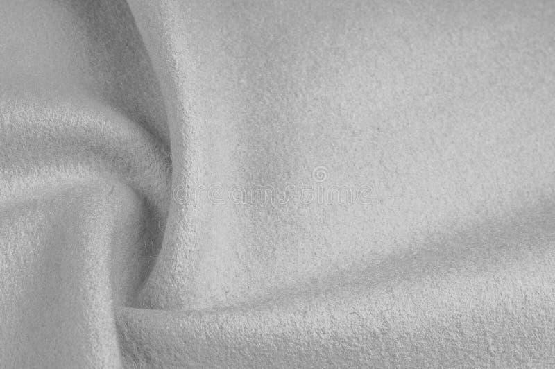 Beschaffenheit, Hintergrund, Muster Woolen Gewebe für Kleidung im Freien stockfoto