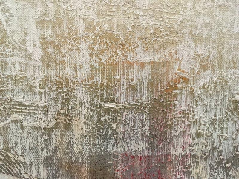 Beschaffenheit von Hintergrund-Beigefarben der abstrakten Kunst lizenzfreie abbildung