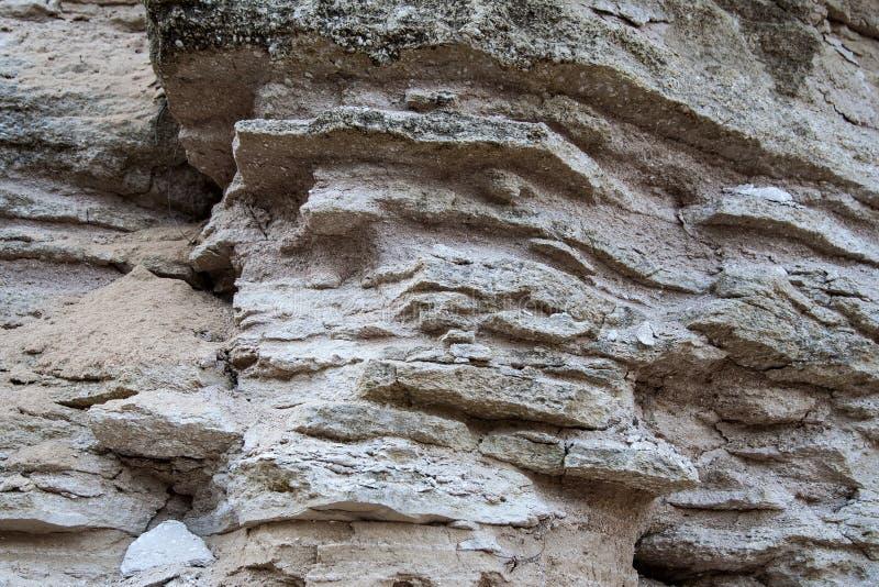 Beschaffenheit von Steinen und von Hintergrund Steine auf der Flussbank Ukra lizenzfreie stockbilder