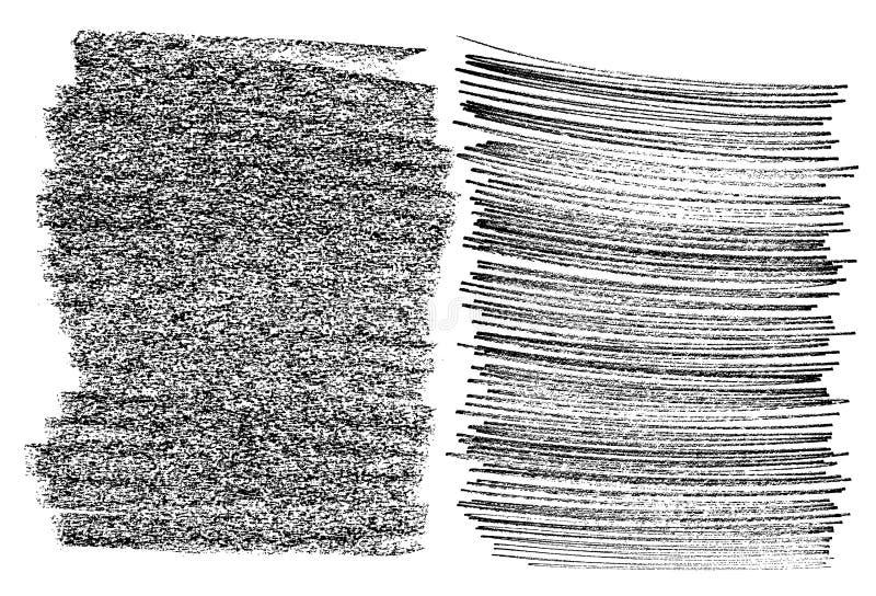 Beschaffenheiten vektor abbildung