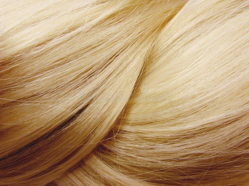 Beschaffenheitshintergrund des dunklen Haares lizenzfreie stockbilder