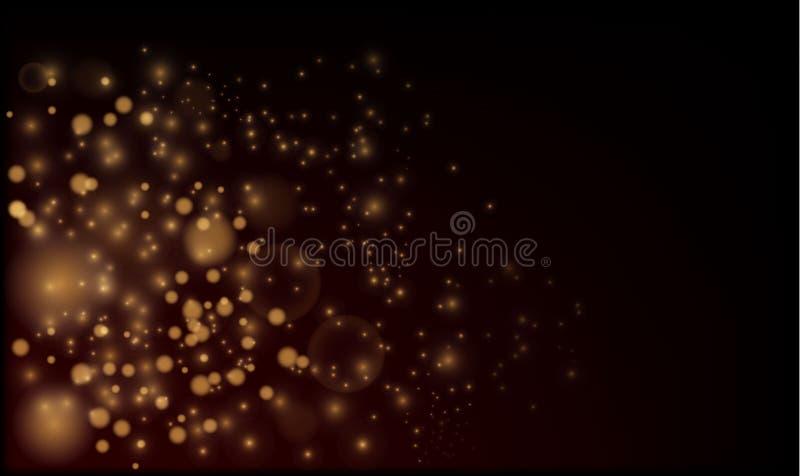 Beschaffenheitshintergrund-Zusammenfassung Schwarzweiss-- oder silbernes Funkeln und elegant stock abbildung