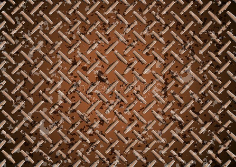Beschaffenheitsrostmetall lizenzfreies stockfoto