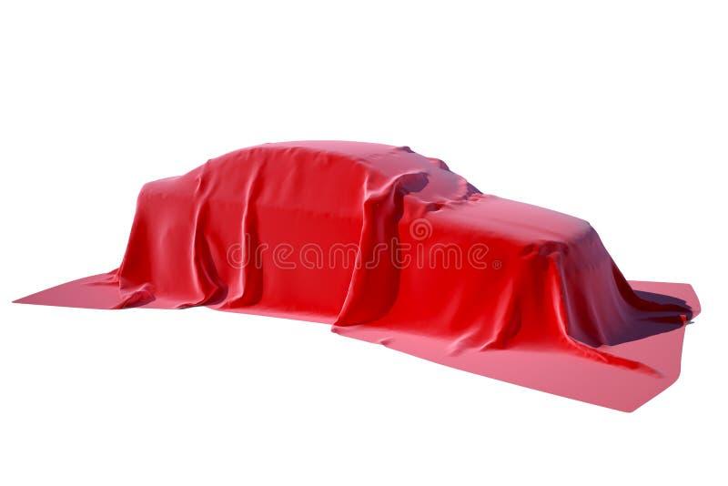 Bescherm auto vector illustratie