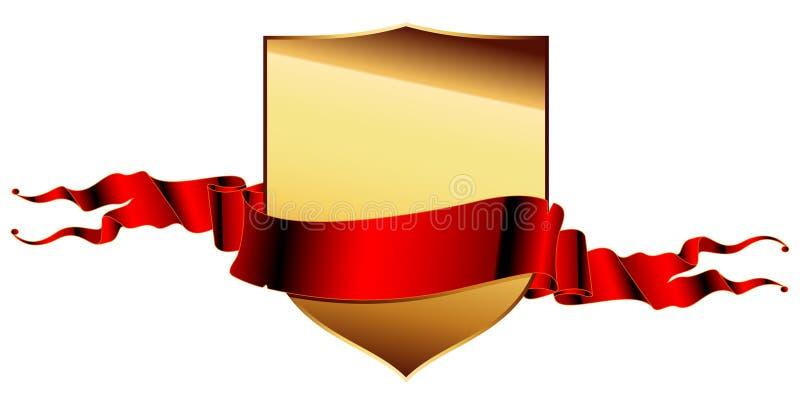 Bescherm modern vector illustratie