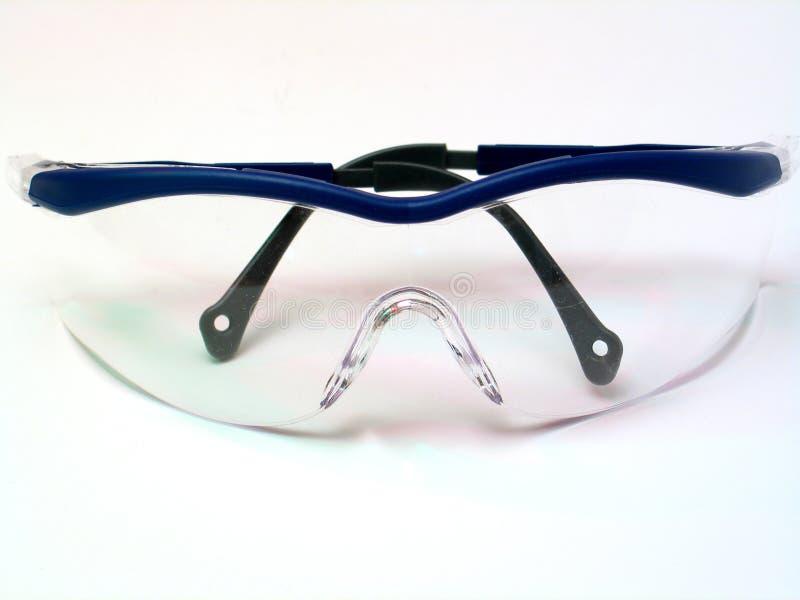 Beschermende brillen 2 van de veiligheid royalty-vrije stock foto's