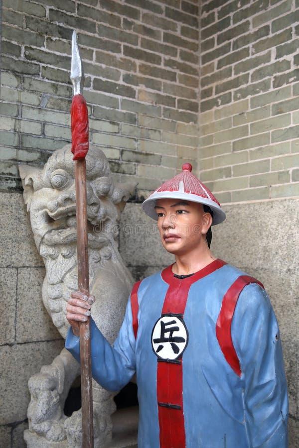 Beschermer solider in Shenzhen, China stock afbeelding