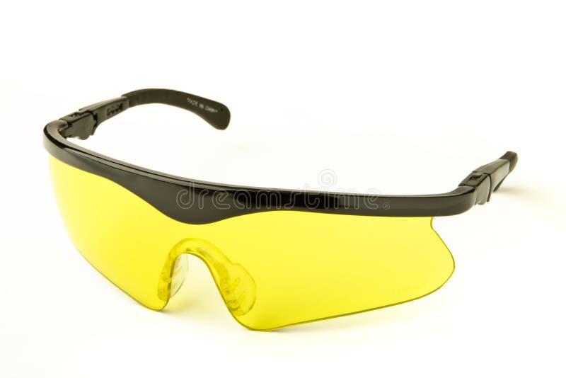 Bescherming glasse royalty-vrije stock afbeelding