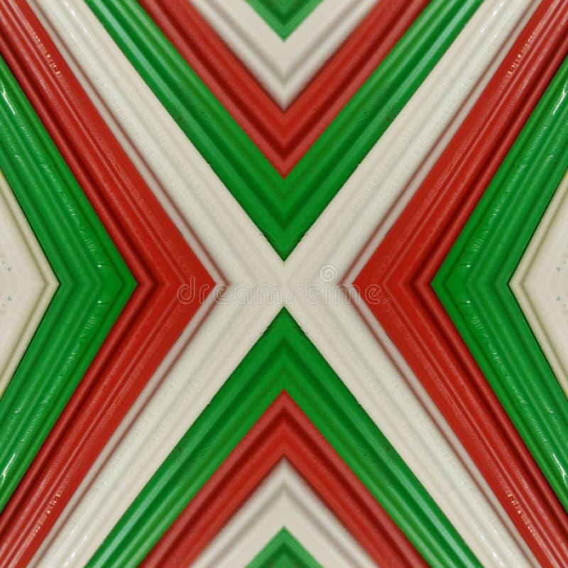 beschriften Sie x mit Stücken Plasticinestangen in den Farben sich gelb färben, blau und rot, Hintergrund und Beschaffenheit lizenzfreie stockbilder