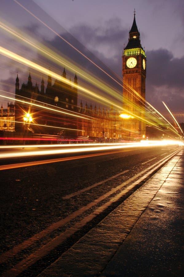 Besetztes Big Ben lizenzfreie stockbilder