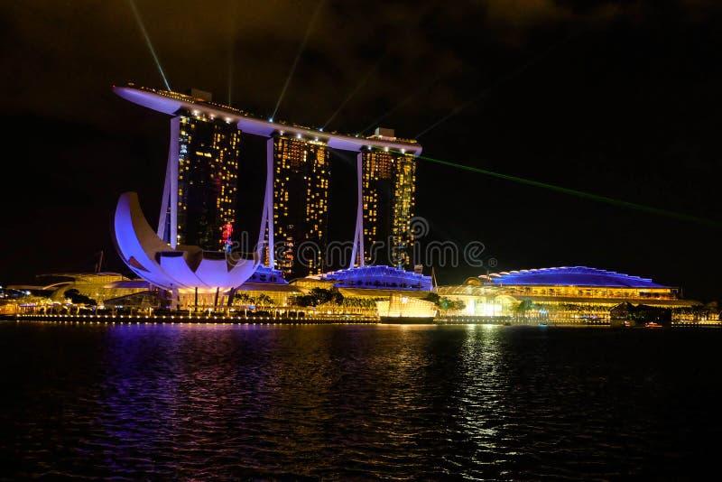Besichtigung in Singapur lizenzfreies stockfoto