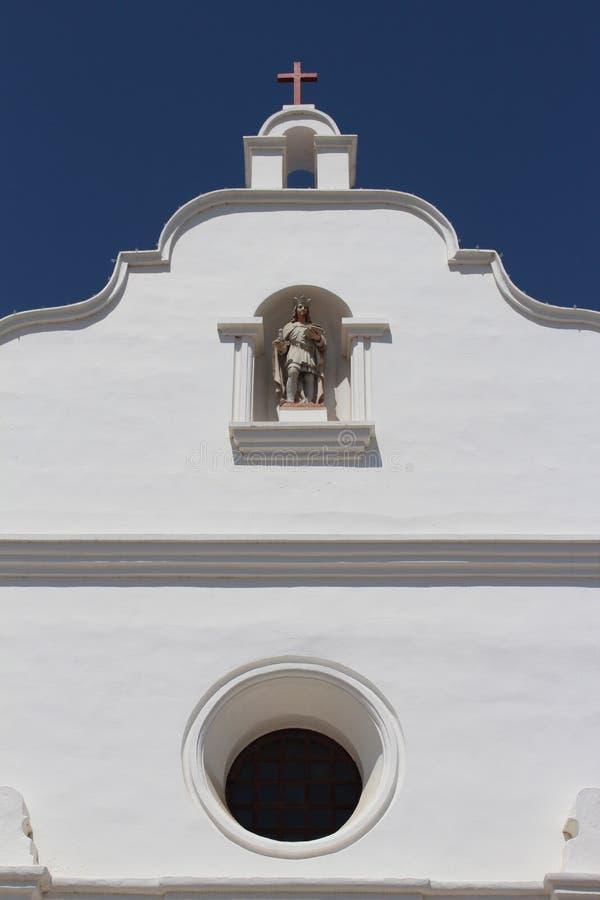 Beskickning San Luis Rey arkivfoton