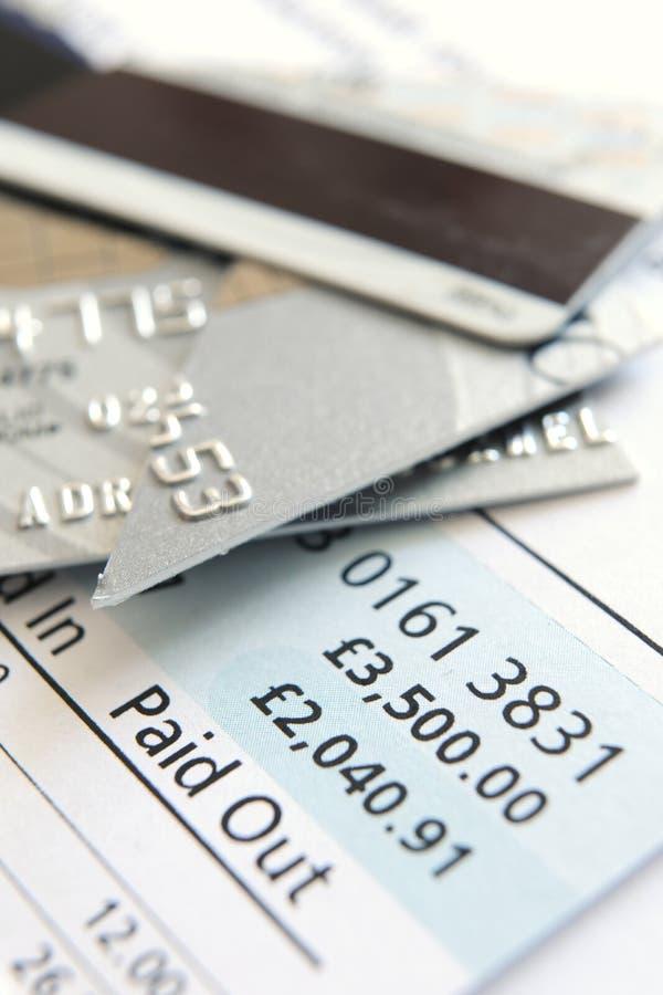 Besnoeiing op creditcard