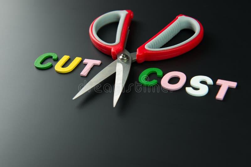 Besnoeiingskosten stock fotografie