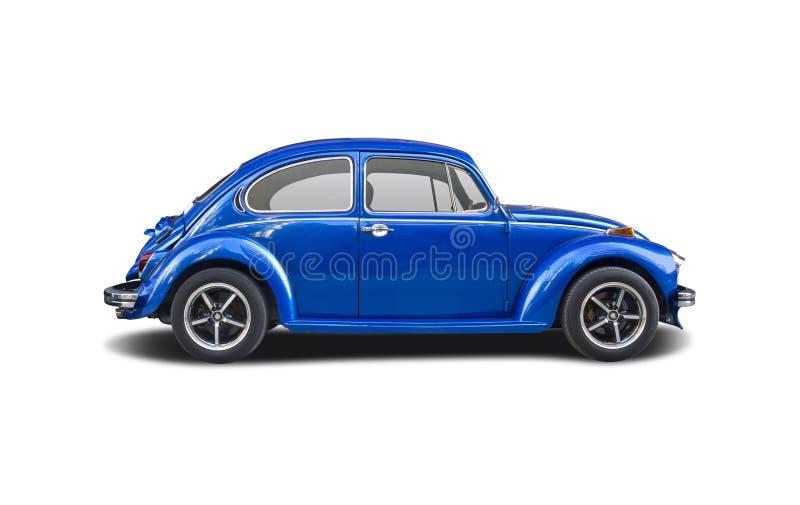 Besouro da VW velho fotografia de stock royalty free