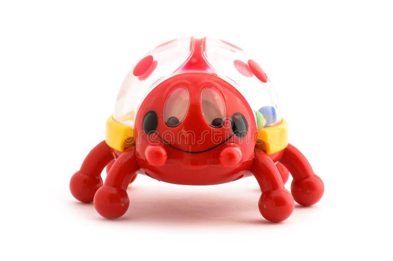 Besouro do brinquedo imagem de stock