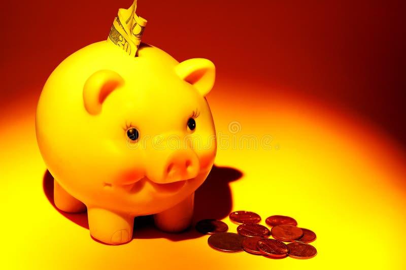 Besparingen royalty-vrije stock afbeelding