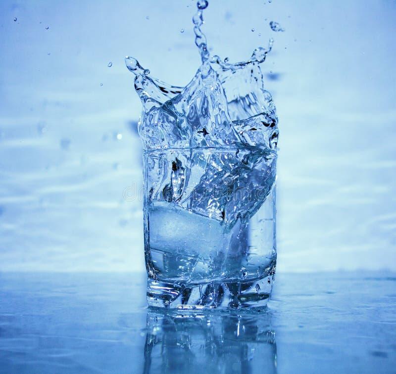 Bespattend Water stock afbeeldingen