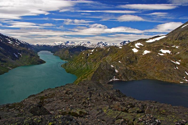 bessegen Норвегия стоковое фото