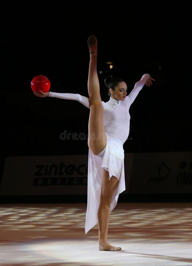 Download Bessonova Anna editorial image. Image of world, legs, flexibility - 8931045