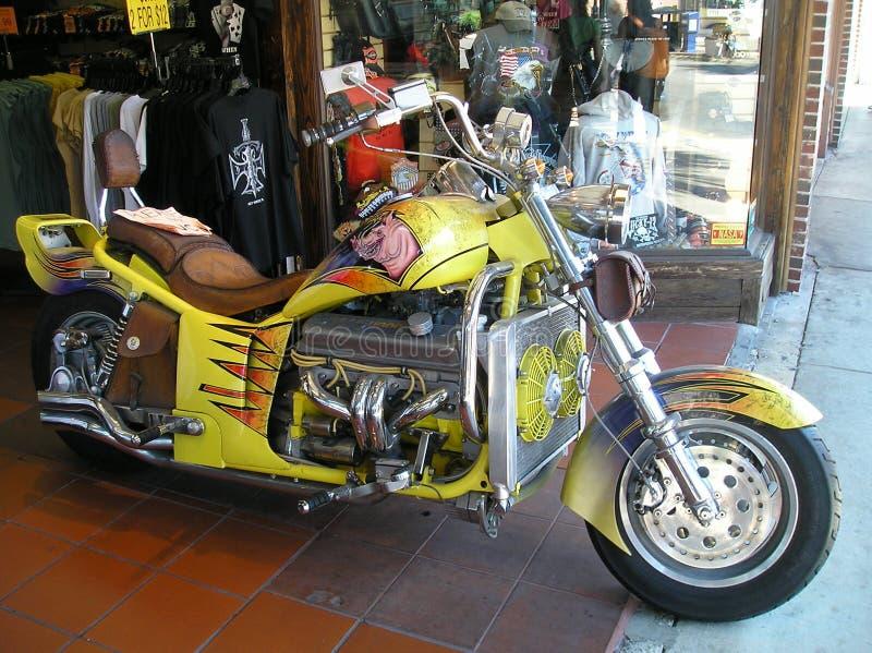 Beställnings- cyklar royaltyfri foto