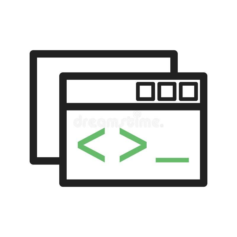 Download Beställnings- kodifiera vektor illustrationer. Illustration av coding - 78729410