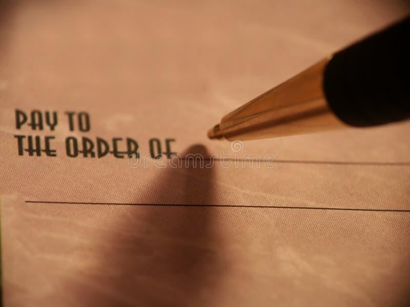 beställningspay till arkivfoton