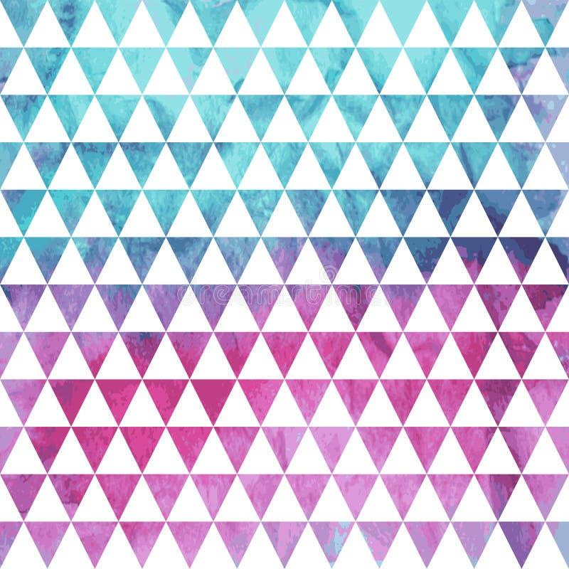 Beståndsdel för vektorvattenfärgdesign royaltyfri illustrationer