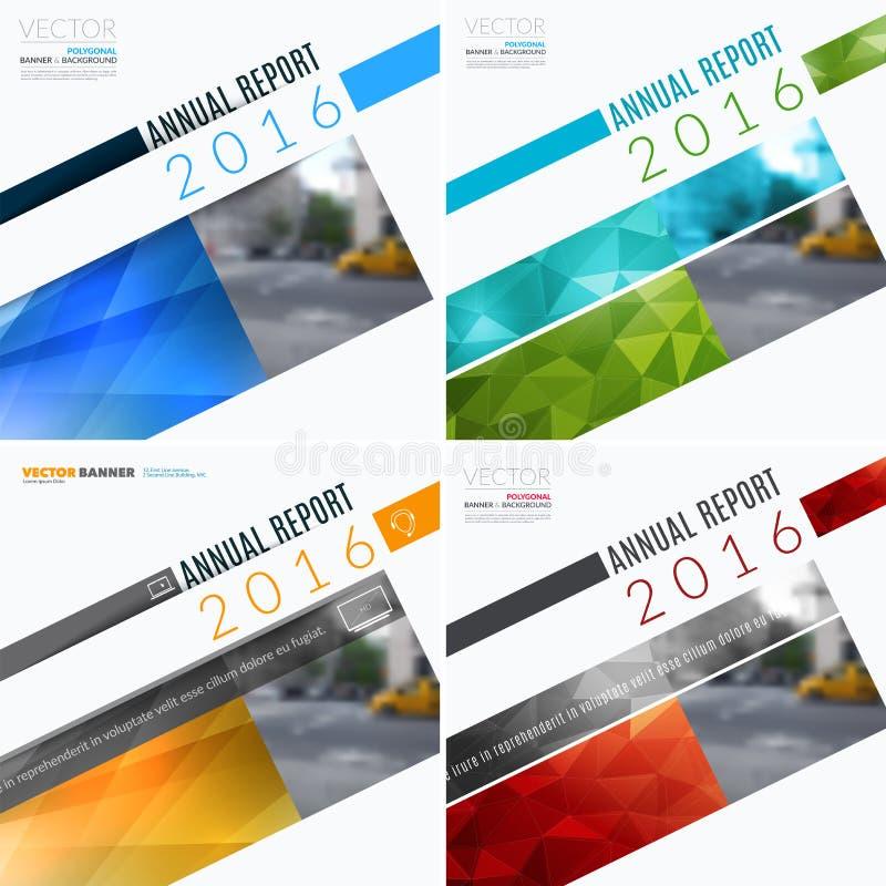 Beståndsdelar för affärsvektordesign för grafisk orientering vektor illustrationer