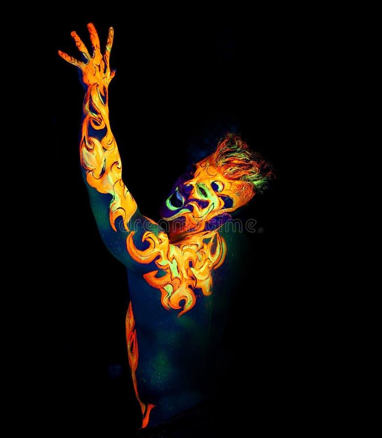 Beståndsdelbrand arkivfoto