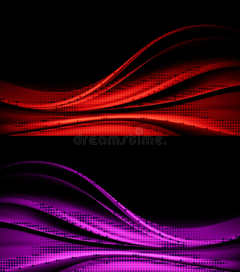 Best abstract backgrounds pack royalty free illustration