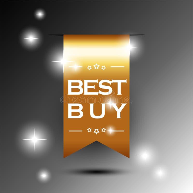 Best Buy-Lint vector illustratie