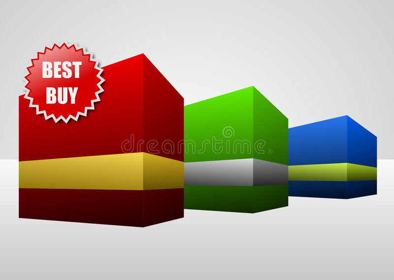 Download Best Buy Product stock illustration. Image of case, gray - 4784385