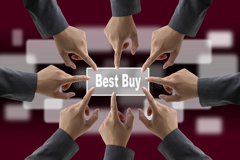 Download Best Buy Shopping stock image. Image of agree, consensus - 22518389