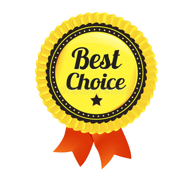 Download Best Choice Ecommerce Badge Stock Vector - Image: 37638199