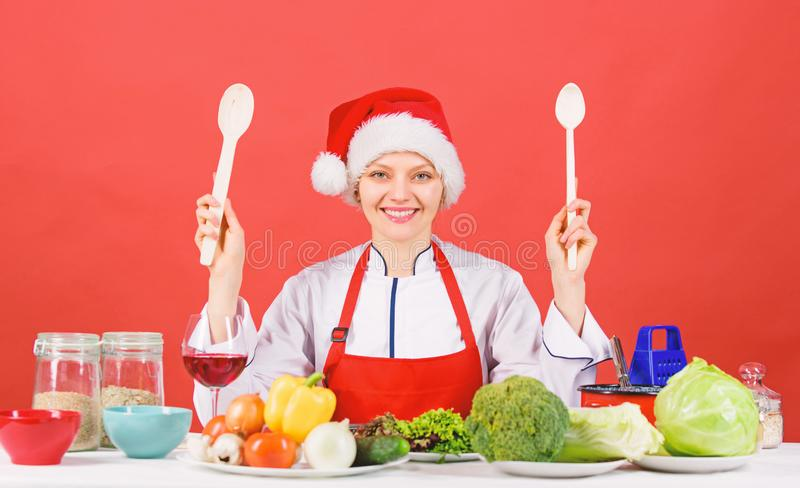 Best christmas recipes. Christmas dinner idea. Enjoy easy ideas for christmas party. Healthy christmas holiday recipes stock photography
