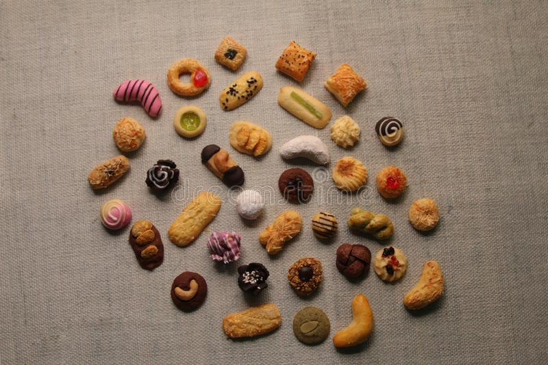 The best cookie royalty free stock photography