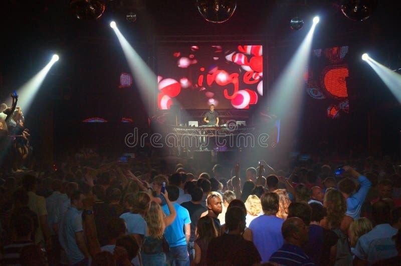 The best DJ nightclub party people Ibiza